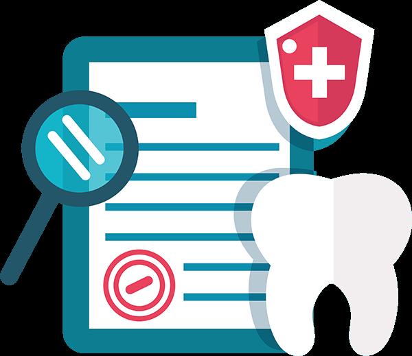 Dental insurance for dental implants.