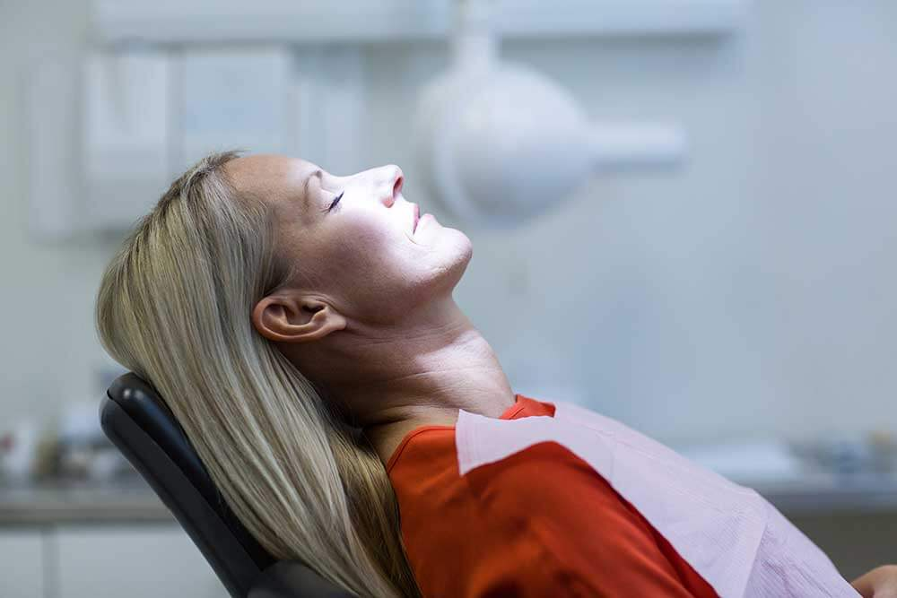 IV sedation can help make your treatment more relaxed and enjoyable.
